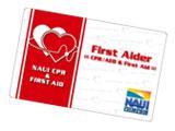 NAUI CPR&FIRST AID